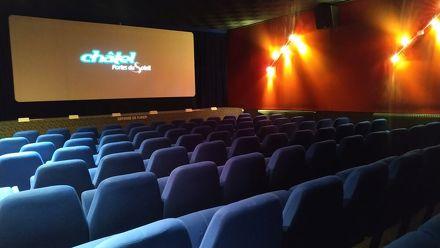 Le Chamois cinema