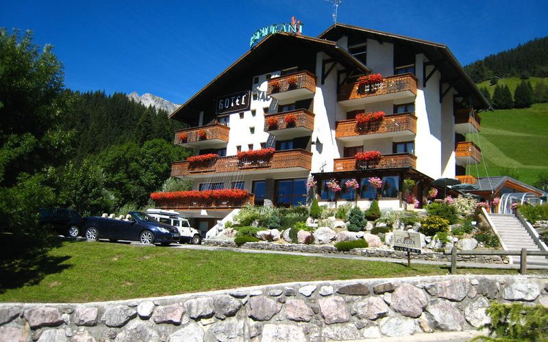 Hotel Le Chabi