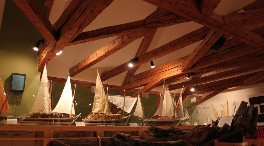 Traditions and Lake Geneva sailing vessels Museum
