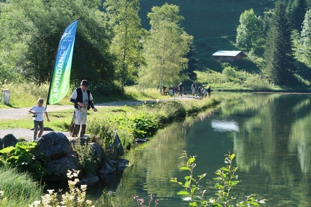A discovered day sport and nature in Abondance!