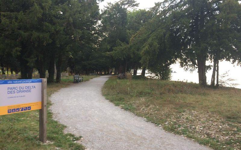 Le Parc dU Delta de la Dranse
