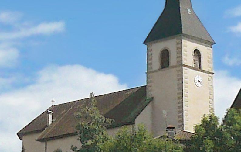 Saint Ferreol and Ferjeux chuch