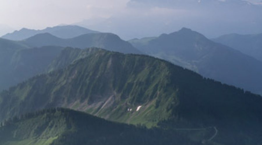 Le Col d'Outanne