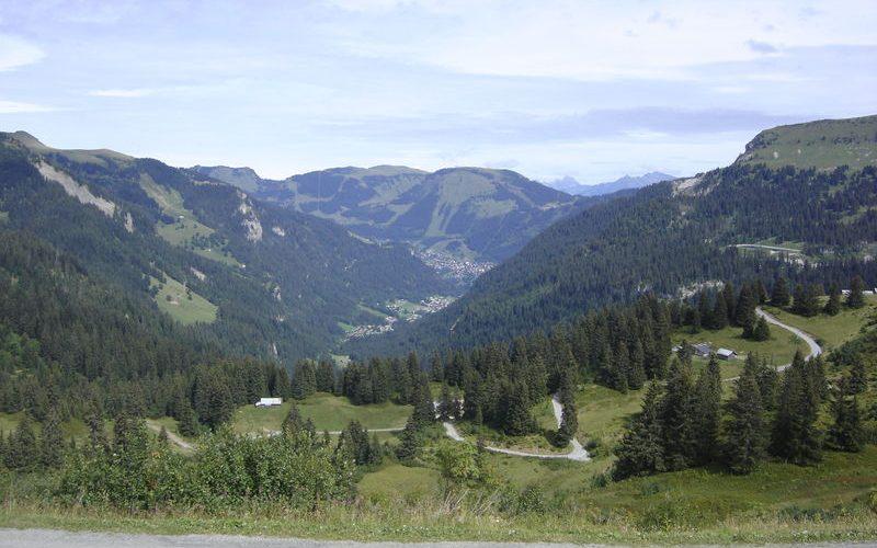 """Hiking trail """"La tête de Lindaret"""""""