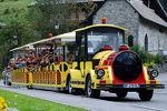 Little sightseeing train