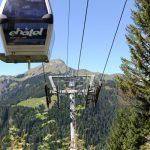 Super-Châtel gondola