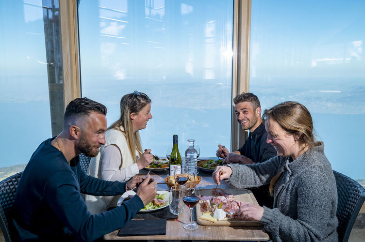 Restaurant Les Balcons du Lac